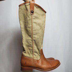 Frye Melissa Button Boot Sz. 7